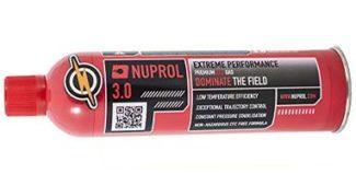 Gaz pour pistolet à bille CO2 - Nuprol - Rouge - 3.0