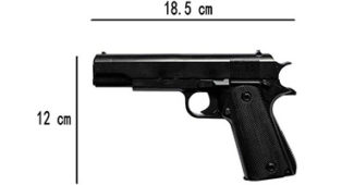 Pistolet jouet à billes