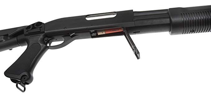 Réplique du fusil à pompe M870 Long - Chargeur